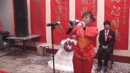 新绛谭立婚庆:梁丽红唢呐演奏