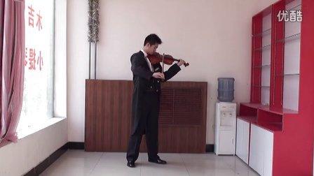 小提琴版《大圣堂》 原曲:巴里奥斯 小提琴移植改编演奏:梁爽