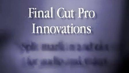 Apple  Final Cut Pro 1.0 版本 Overview 1999