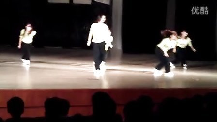 2012海南大学第五届舞林盛会决赛 X-CREW (即兴舞蹈)版本1