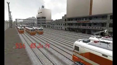 MSTS部分电力机车
