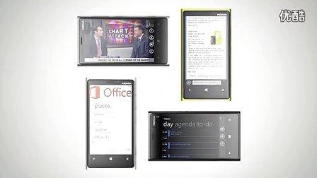 诺基亚新广告大谈Lumia920商务新体验