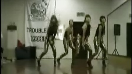 【TonyKim】韩国顶级舞蹈社团