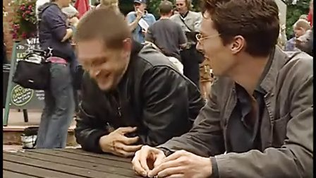 Tom Hardy & Benedict Cumberbatch about Stuart a life backwar