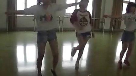 2012年漳州实验中学舞林大会 第一场