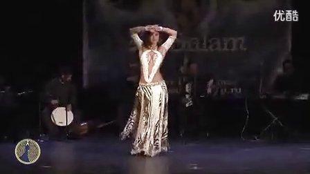 Alla Vatc Al-Salam 肚皮舞节冠军(baladi和鼓舞) 高清