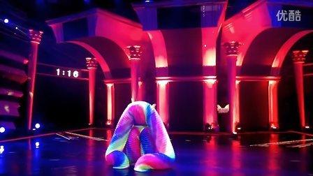创意节目彩虹舞水管舞中国梦想秀完整表演