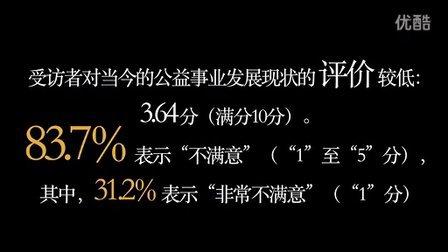 中国网民的公益行为与态度 - 舜益与Findoout在线调查结果