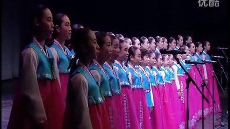 蒙古国歌 - 韩国Little angels演唱