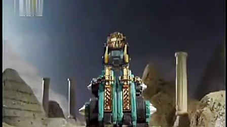 巨神战击队广告 巨神勇击王