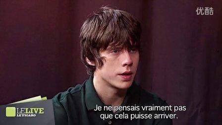 Jake Bugg - Interview par Antoine Daccord
