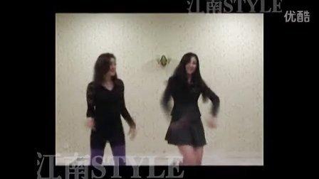 电视课《江南style》片段