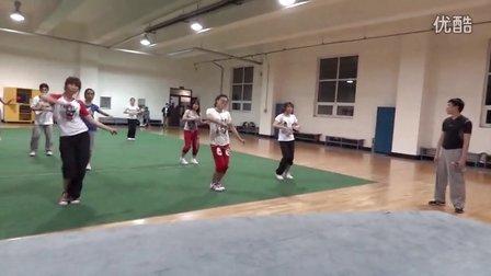 沈阳体育学院体育教育系08级健美操专修班 大学的美好回忆