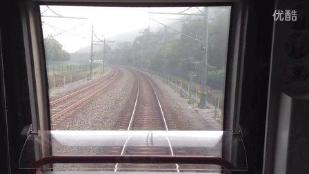 香港铁路 迪士尼线 前方展望 FHD (欣澳-迪士尼)