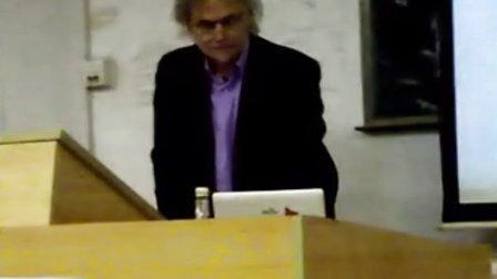 德国教授跨文化专题讲座