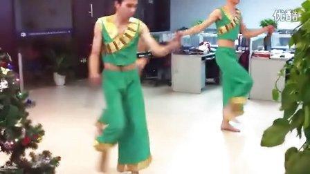 记一次排舞