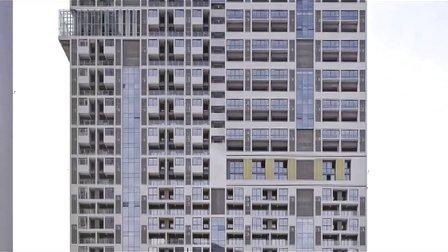 第三届中国建筑传媒将--最佳建筑奖--宁波鄞州区人才公寓