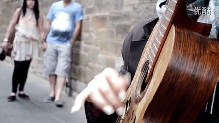 【BOSSA CHINA】Tom Ward - Fringe Festival (Edinburgh)