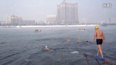 吉林冬泳2013