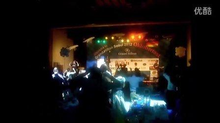 AnTon & the funny Guys @ HILTON SEOUL 2012