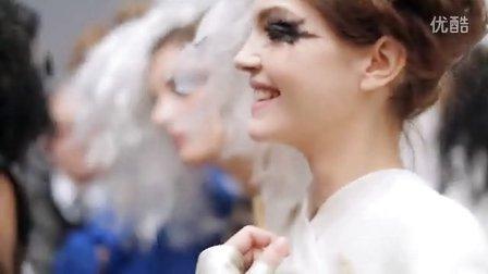 Chanel 2013高级定制幕后花絮