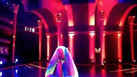 中国梦想秀彩虹舞水管舞彩管舞易术创意表演特色表演弹簧舞