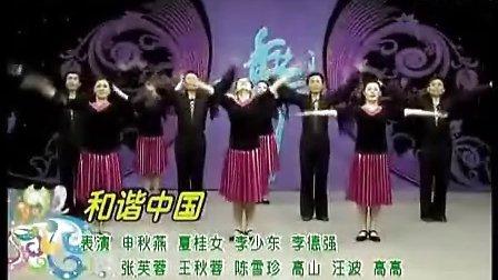 《和谐中国》动作演示 高清