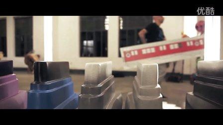 法国艺术家CEET在BOX画廊的宣传片拍摄