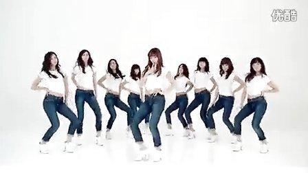Dancing Queen-少女时代