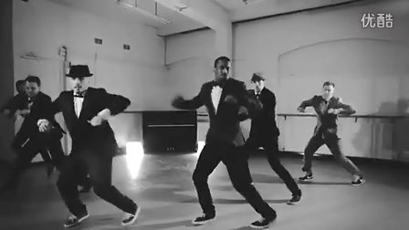 Justin Timberlake ft. Jay-Z _ Suit  Tie _ Choreography- Mih