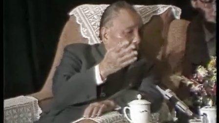 36邓小平会见了美国前总统尼克松及布什总统特使斯考克罗夫特