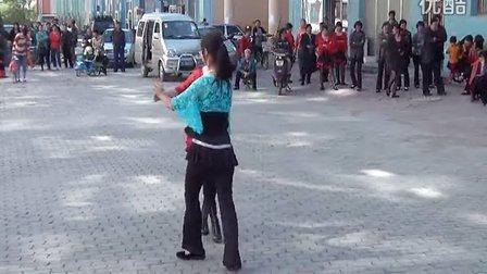 杂字部落广场舞 全是爱