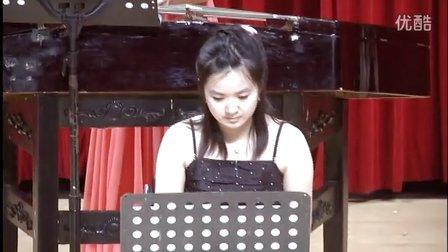 扬琴-台湾扬琴乐团 [鏡花水月]  (首演) 王瑟/曲
