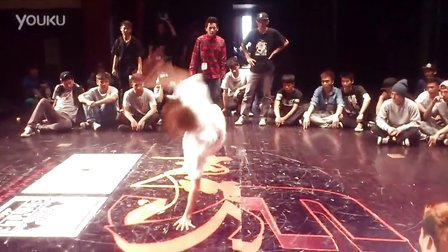 2013Free Style hainan街舞大赛十周年 Lilyang 海选