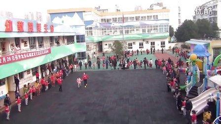 求知红缨4k大班广场舞1