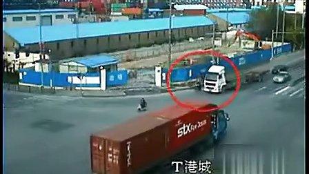 上海近年恐怖车祸瞬间集锦_订阅我的粉丝可以观看