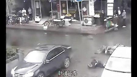 浙江新昌交通事故视频集锦