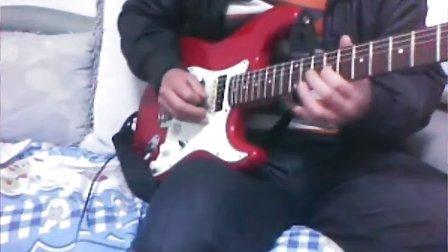 电吉他独奏:《花儿为什么这样红》