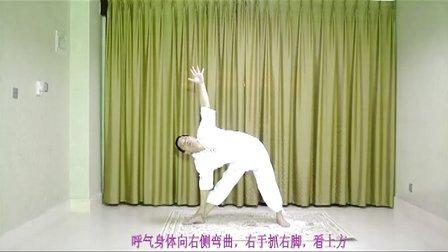 有字幕有声音的哈达瑜伽初级课程