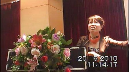 宝健区域总代理商韩颖2010年佳木斯分享2