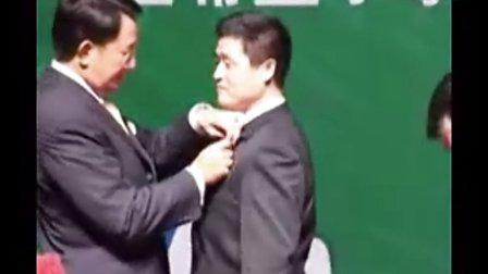 宝健总裁李道讲话