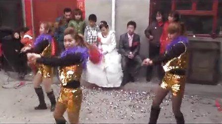 新绛谭立婚庆舞蹈:江南style