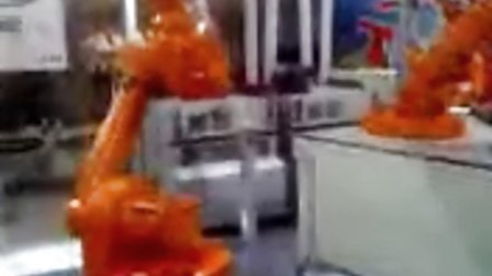机器人喷涂