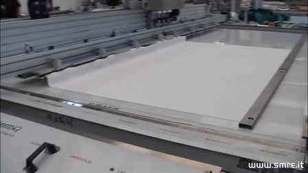 Conveyor and router for textiles