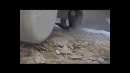 Bridge Milling and Saw_ 5 axes