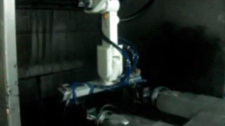 14轴喷涂机器人