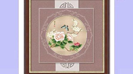 全新十字绣装裱方案,卡纸裁切应用方案,十字绣图纸