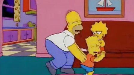 Die Simpsons - Man findet keine Freunde mit Salat
