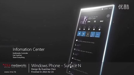 Windows Phone Surface-N