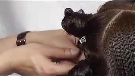 丁羽2011沙宣经典当代剪烫染5 标清